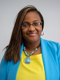 Staff photo of Dr. Gisselle McKell-Jeffers.